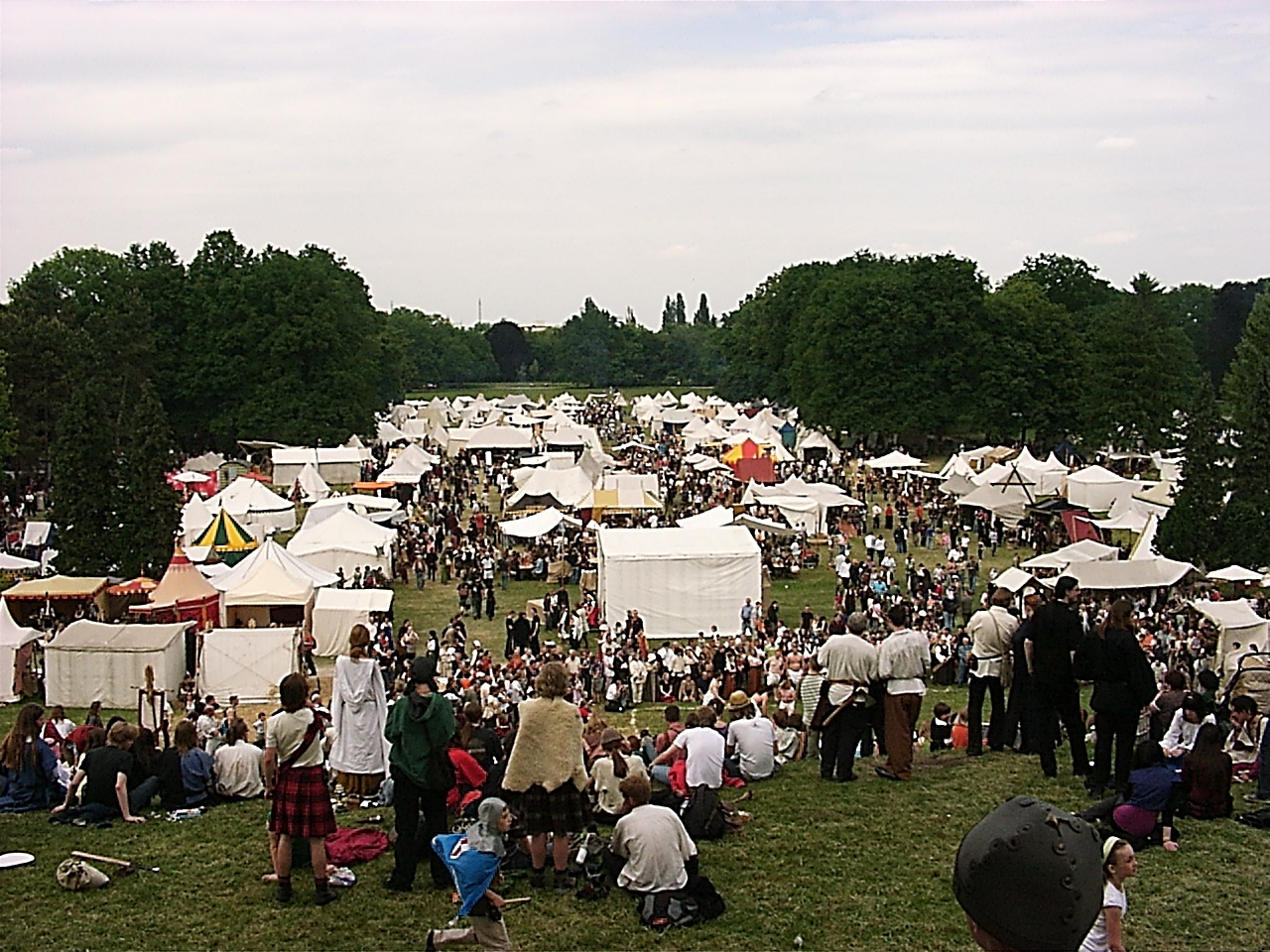 Spectaculum Worms 2008
